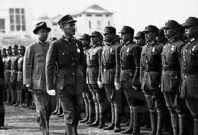 【我是鹿小痴】中原大战期间,蒋介石手下6个师的各师长都有谁,他们的结局如何