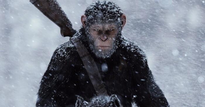 《猩球崛起》系列新电影已经开始制作