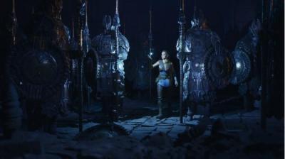 【傲娇范、女王】Epic雄心勃勃 想通过虚幻5引擎追求照片级真实感