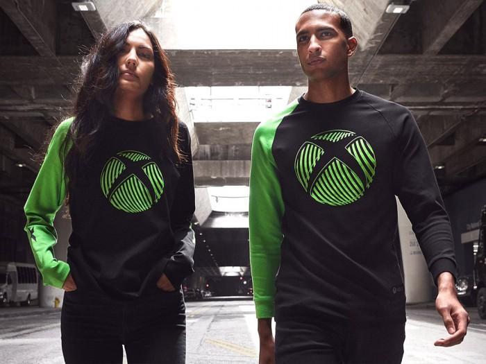【忆往事笑面如花】Xbox Gear网上商城上架大量新主题服装及周边商品