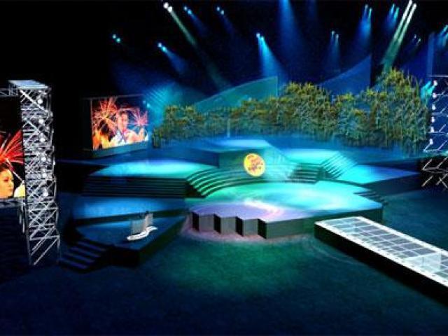 舞台设备租赁  音响灯光租赁  背景墙 桁架出租
