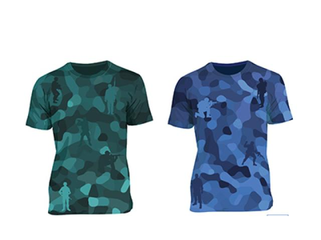 T恤polo衫时尚潮T宣传服团队服装班服设计/定制
