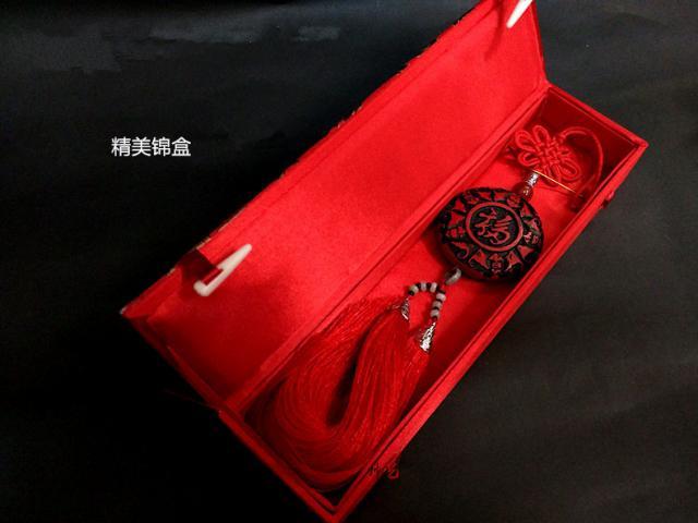 雕漆车挂件出国留学伴手礼物中国特色文化工艺礼品 中国民间特色