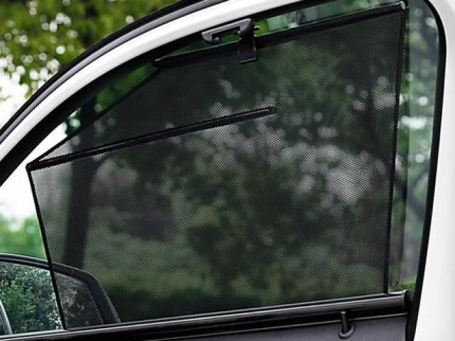 逸斯秀定制汽车窗帘遮阳帘自动伸缩侧窗车用窗帘防晒车载定做车帘