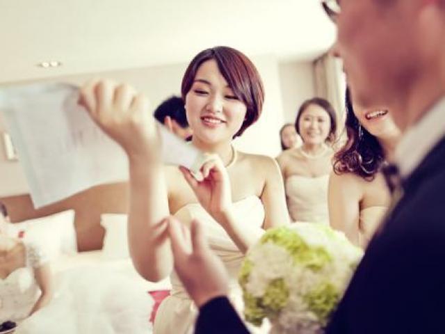 婚礼跟拍 一人单机:1300元/10小时超时100元/小时